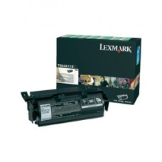 Lexmark - Toner - Nero - T654X11E - return program - 36.000 pag