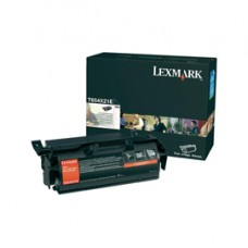 Lexmark - Toner - Nero - T654X21E - non return program - 36.000 pag