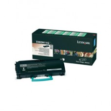 Lexmark - Toner - Nero - X463H11G - return program - 9.000 pag