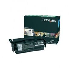 Lexmark - Toner - Nero - X651H11E - return program - 25.000 pag