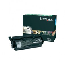 Lexmark - Toner - Nero - X654X11E - return program - 36.000 pag