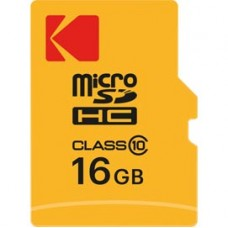 Kodak - Micro SDHC Class 10 Extra - EKMSDM16GHC10CK - 16GB