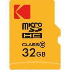 Kodak - Micro SDHC Class 10 Extra - EKMSDM32GHC10CK - 32GB