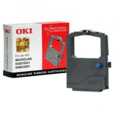 Oki - Nastro - Nero - ml5500 552X/9X - 01126301 - 4.000.000 caratteri
