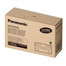 Panasonic - Cartuccia - Nero - KX-FAT410X - 25.000 pag