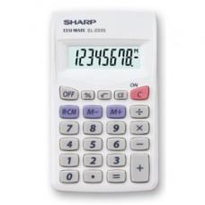 Sharp - Calcolatrice - tascabile - EL233SB