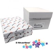 Carta fotocopie A3 - 80gr - 500 fogli - bianca - Starline
