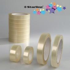 Nastro adesivo - 15 mm x 33 mt - trasparente - Starline - torre 10 rotoli