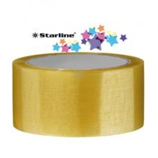 Nastro adesivo - PPL - 50 mm x 66 mt - trasparente - Starline