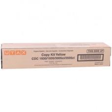 Utax - Copy Kit - Giallo - 653010016 - 15.000 pag