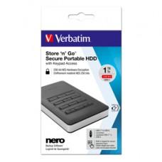 Verbatim - Hard disk Store 'N'Go Usb 3.1 - 53401 - 1TB