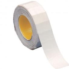 Etichette - permanenti - 21x17 mm - bianco - per Towa GL - rotolo da 750 etichette