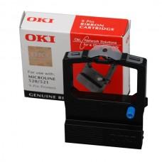 Oki - Nastro - Nero - 520 521 - 09002315 - 4.000.000 caratteri