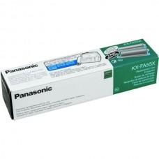 Panasonic - Conf. 2 Nastri - Nero - KX-FA55X - 50mt cad