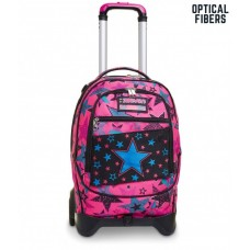 Trolley Seven Jack 2wd Starbrighting rosa